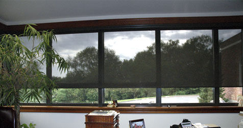 Worldscreen 174 Solar Shades Patio Enclosures Motorized